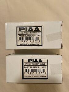 L@@K 2x PIAA H7 Night Tech 55w Bulb - 12v - Part: 11707 - 602-70785 - NIB- L@@K