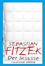 Der Insasse von Sebastian Fitzek. Psychothriller. NEU