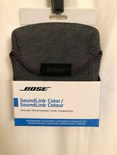 New Bose SoundLink Color Carry Case