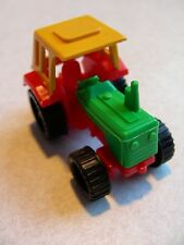 BRUDER MINI vintage toy TRACTOR Made in Germany SNAP TOGETHER antique NEW