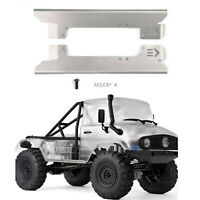 Edelstahl Metal Chassis Side Guard Seitenpedal für UMG10 4WD 6×6 RC Auto Crawler