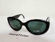 DIOR Hudrey Nero Opaco Matte Black Sunglasses Woman occhiali sole New Original