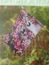 """Better Homes & Gardens *Chickadees* Large 28""""X 40""""Flag~New~Fast Shipping"""