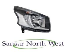 Renault Trafic - Drivers Side Front Headlamp Headlight Halogen RIGHT O/S 2014 >