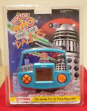 Systema Doctor Who and the Daleks Rare Vintage LCD Electronic Game