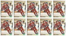 (10) 1991-92 Score Young Superstars Hockey #30 Eric Lindros Card Lot Generals