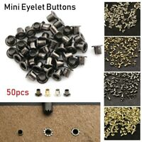 Doll Bags Accessories Diy Dolls Buckles Belt Buckle Metal Eyelet Buttons
