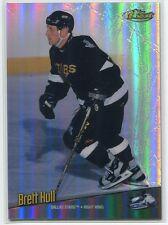 1998-99 Finest No Protectors Refractor 19 Brett Hull