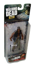 The Walking Dead Series 8 - Bob Stookey 12,5 cm Figur McFarlane 12+ - Neu