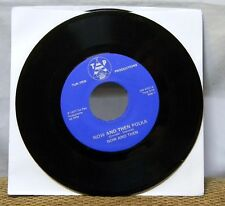 NOW AND THEN NOW AND THEN POLKA / TIME OUT 45 RPM RECORD