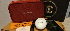 """Chanel Holiday 2020 """"Moisture Must Haves""""  with Red Cosmetic Pouch"""