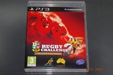 Rugby Challenge 2 los Leones Tour Edition PS3 Playstation 3 ** ** GRATIS UK FRANQUEO