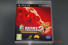 RUGBY CHALLENGE 2 LOS LEONES Tour Edición Ps3 Playstation 3