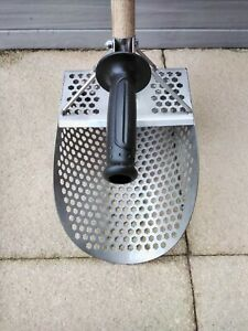 Stainless Steel Sand Scoop with handle