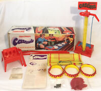 Cascade Board Game 1972 Matchbox Boxed *Incomplete* *Faulty* Vintage Very Rare