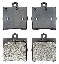 Disc Brake Pad-PG Plus Professional Grade Metallic Rear Raybestos PGD779M