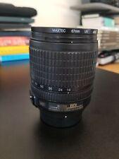 Nikon 18-105mm vr dx af-s lens