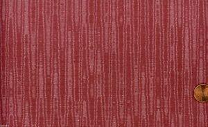 Dollhouse Wallpaper / 3 Sheets MiniGraphics / Mini-Moire Burgundy 108D234