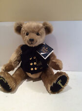 "Harrods Knightbridge 2000 Millennium Bear 18"" Tall Pristine Condition W/Tags"