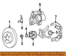 CHRYSLER OEM ABS Anti-lock Brakes-Front Speed Sensor 4383738
