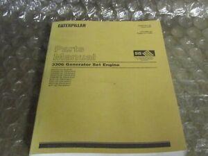 Caterpillar 3306 GENERATOR SET ENGINE parts manual Vol. 2   JUNE/2000