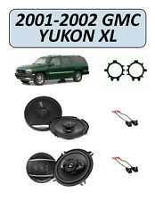 Fits GMC YUKON XL 2001-2002 Speaker Upgrade Combo Kit, PIONEER
