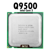 Intel Core 2 Quad Q9500 2.8 GHz Quad-Core CPU Processor 6M 95W LGA 775 2.83GHz