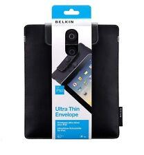 """Belkin 9.7"""" iPad Air iPad 4 3 2 1 Ultra Mince Enveloppe Housse Pochette Noir"""