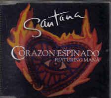 Santana-Corazon Espinado cd maxi single