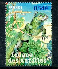 STAMP / TIMBRE FRANCE  N° 4033 ** FAUNE IGUANE DES ANTILLES