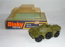 Dinky Toys No. 680, Ferret Armoured Car, - Suberb