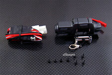 Automatic Crawler Winch with Control System for Tamiya Land Cruiser 01
