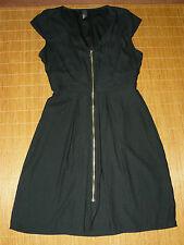 H&M Damenkleider mit V-Ausschnitt aus Polyester