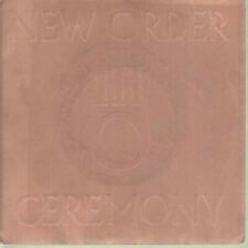 New Order Vinyl Records Rock 1981 Release Year