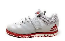 Adidas Mens Powerllife 3.1 Weightlifting Shoes Grey Red Size 4.5 M US