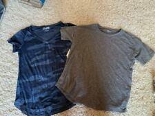 Madewell - Tee Shirt Short Sleeve Heather Gra yand Lucky Camo Tee Medium