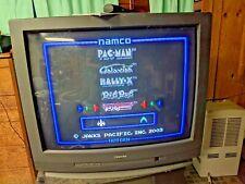 """Vintage 36"""" Toshiba Tube CRT Color TV"""