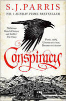 Conspiracy by S. J. Parris (Paperback, 2017) 9780007481279