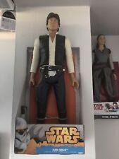 "Jakks Pacific Star Wars Big figs Han Solo 18"""