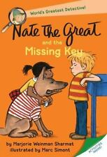 Nate The Great And The Missing Key (Nate The Great, paper) by Marjorie Weinman S