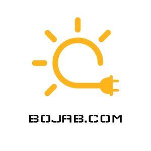 BOJAB.com Premium 5 Letter One Word Brand Social Financial Business Domain Name