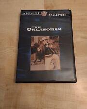 """The Oklahoman"" 2009(1957) Warner Brothers Archive Collection DVD Joel McCrea"