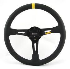 Momo Cuir Sport Volant modèle MOD. 08 350 mm Noir Black Steering Wheel Volant