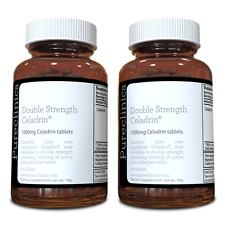 A doppia forza Celadrin ® - (1000mg x 120 Compresse) -4 mesi di fornitura! SKU: CEL3x2