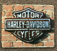 mouse mat Harley Davidson sign desktop laptop mouse pad quality 5 MM made in UK