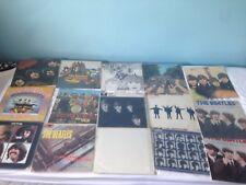 the beatles vinyl records Job Lot Of Albums