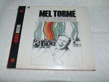 Mel Torme : Live at the Maisonette  CD NEW & SEALED