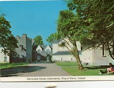DERRYNANE HOUSE CAHERDANIEL RING of KERRY IRELAND CARDALL IRISH POSTCARD No. 260