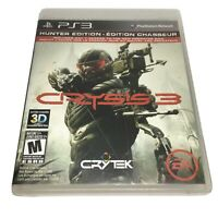 Crysis 3 - Hunter Edition (PlayStation 3) Complete PS3