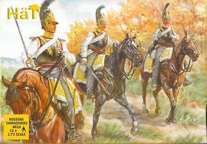 HäT/HaT Napoleonic Wars Russian Cuirassiers Cavalry 1/72 Scale 25mm
